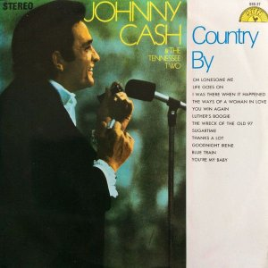 LP Johnny Cash & The Tennessee Two – Country By