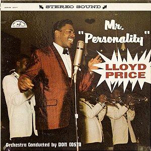 "LP - Lloyd Price – Mr. ""Personality"""
