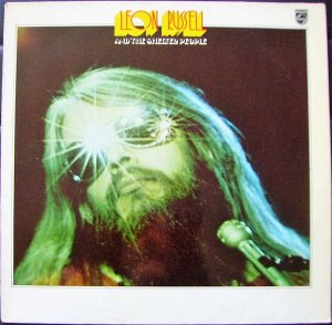 LP Leon Russell – Leon Russell And The Shelter People
