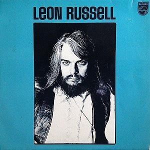 LP - Leon Russell – Leon Russell - Importado (Germany)