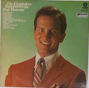 LP - Pat Boone – Os Grandes Sucessos De Pat Boone