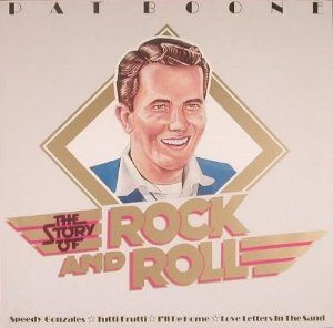 LP - Pat Boone – The Story Of Rock And Roll (Importado (Germany)