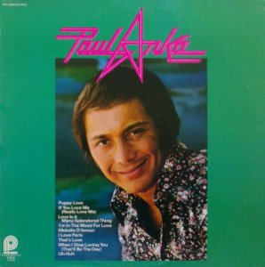 LP - Paul Anka (Importado (US))