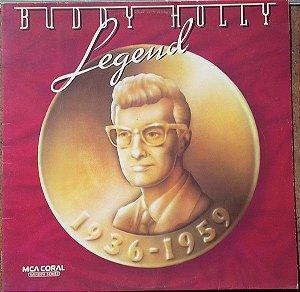 LP - Buddy Holly – Legend (Importado (UK)) Duplo