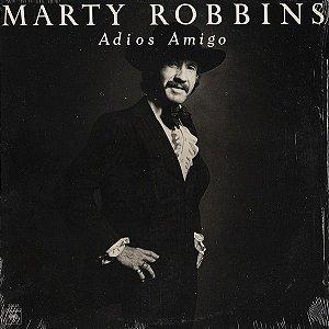 LP - Marty Robbins – Adios Amigo (Importado (US))