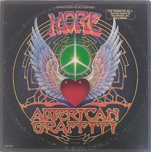 LP - More American Graffiti (IMP) (Original Motion Picture Soundtrack)