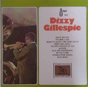 LP - Dizzy Gillespie – Dizzy Gillespie