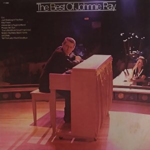 LP - Johnny Ray  – The Best Of Johnnie Ray (IMP - USA)