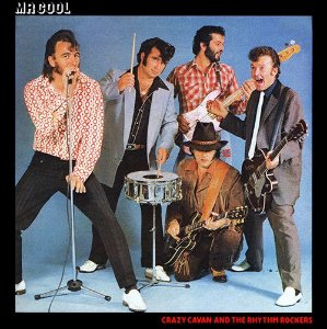 LP - Crazy Cavan And The Rhythm Rockers – Mr Cool (IMP)