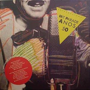 LP - Internacional Hit Parade Anos 50