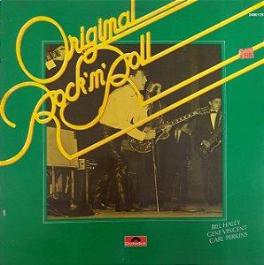 LP - Original Rock'n'roll (Importado (France))