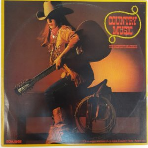 LP - The Midnight Ramblers ‎– Country Music - Os Maiores Sucessos Da Música Country Norte-Americana