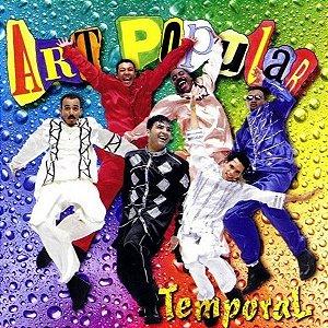 CD - Art Popular – Temporal