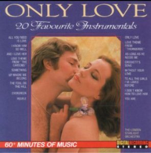 CD - The London Starlight Orchestra – Only Love, 20 Favourite Instrumentals