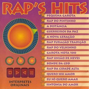 CD - Rap's Hits