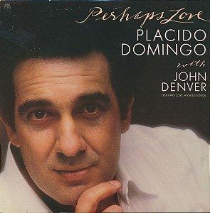 CD - Placido Domingo With John Denver – Perhaps Love