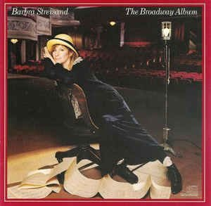 CD - Barbra Streisand – The Broadway Album (IMP - JAPAN)