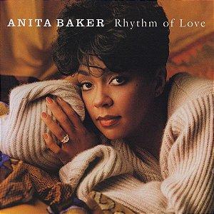 CD - Anita Baker – Rhythm Of Love (IMP)