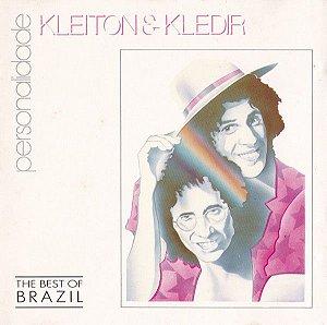 CD - Kleiton & Kledir (coleção Personalidade)