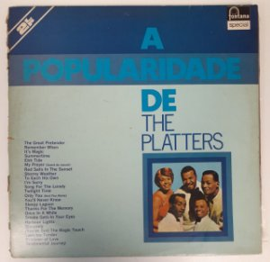 LP - The Platters – A Popularidade de The Platters (Duplo)