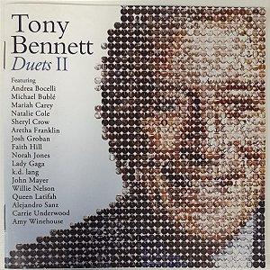 CD + DVD - Tony Bennett – Duets II (Duplo)