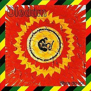 CD - Olodum – Filhos Do Sol
