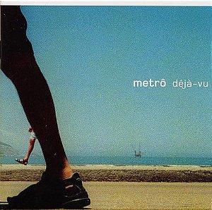 CD - Metrô – Déjà-Vu
