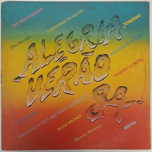 LP - Alegria Verão 84