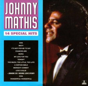 CD - Johnny Mathis – 14 Special Hits