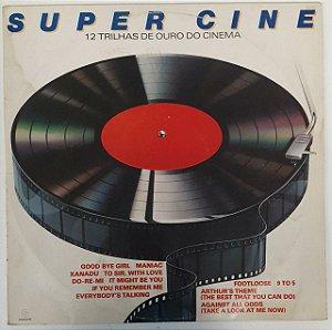 LP - Super Cine - 12 trilhas de ouro do cinema