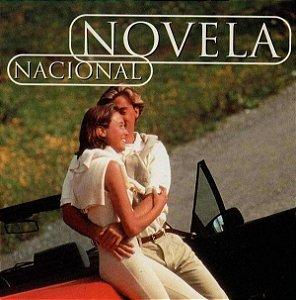 CD - Novela Nacional (Coleção Sucessos Inesquecíveis) (Vários Artistas)