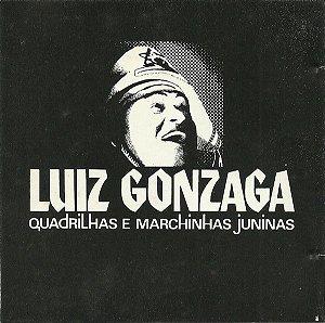 CD - Luiz Gonzaga – Quadrilhas E Marchinhas Juninas