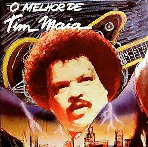 CD - Tim Maia – O Melhor De Tim Maia