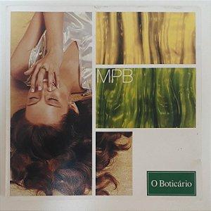 CD - MPB Coleção Todos os Sons (Coleção O Boticário) (Vários Artistas)