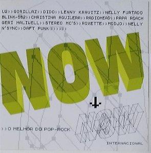 CD - Now - O Melhor Do Pop-Rock (Vários Artistas)