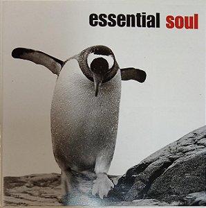 CD - Essential Soul (Vários Artistas)
