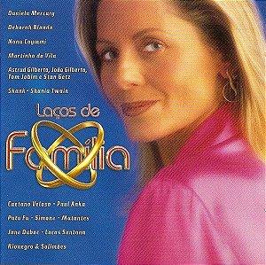 CD - Laços De Família Nacional (Novela Globo)