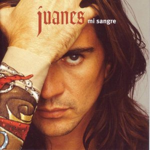 CD - Juanes – Mi Sangre