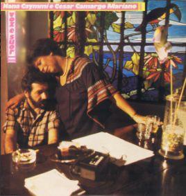 CD - Nana Caymmi & César Camargo Mariano – Voz e Suor
