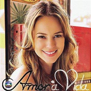 CD - Amor à Vida Nacional (Novela Globo) (Vários Artistas)