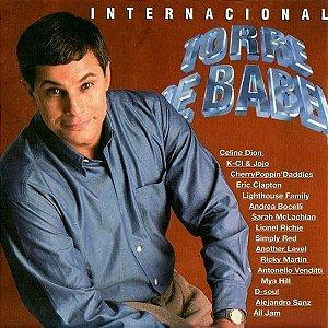 CD - Torre De Babel Internacional (Novela Globo) (Vários Artistas)
