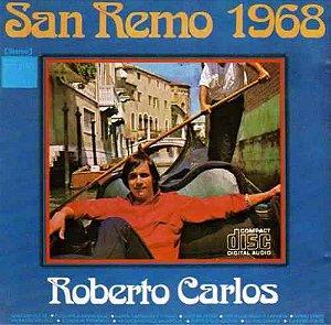 CD - Roberto Carlos - San Remo 1968 (1975)