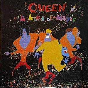 LP - Queen – A Kind Of Magic