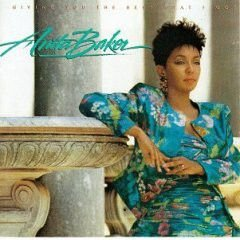 Lp - Anita Baker – Giving You The Best That I Got