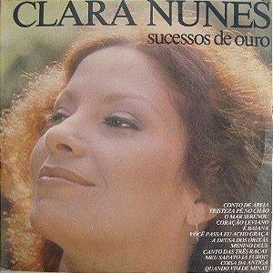 LP - Clara Nunes – Sucessos De Ouro