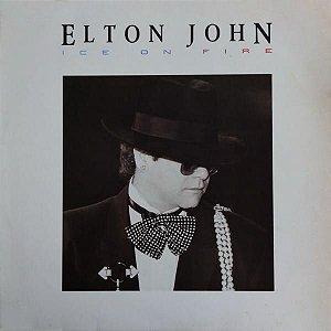 LP - Elton John – Ice On Fire