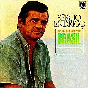 LP - Sérgio Endrigo – Exclusivamente Brasil