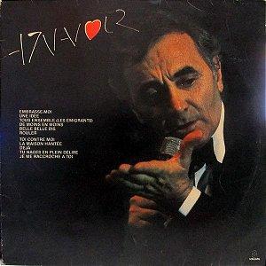 LP - Charles Aznavour – Aznavour