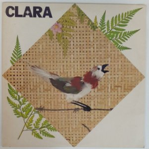LP - Clara Nunes – Clara