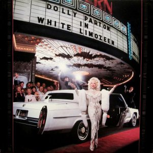 LP - Dolly Parton – White Limozeen